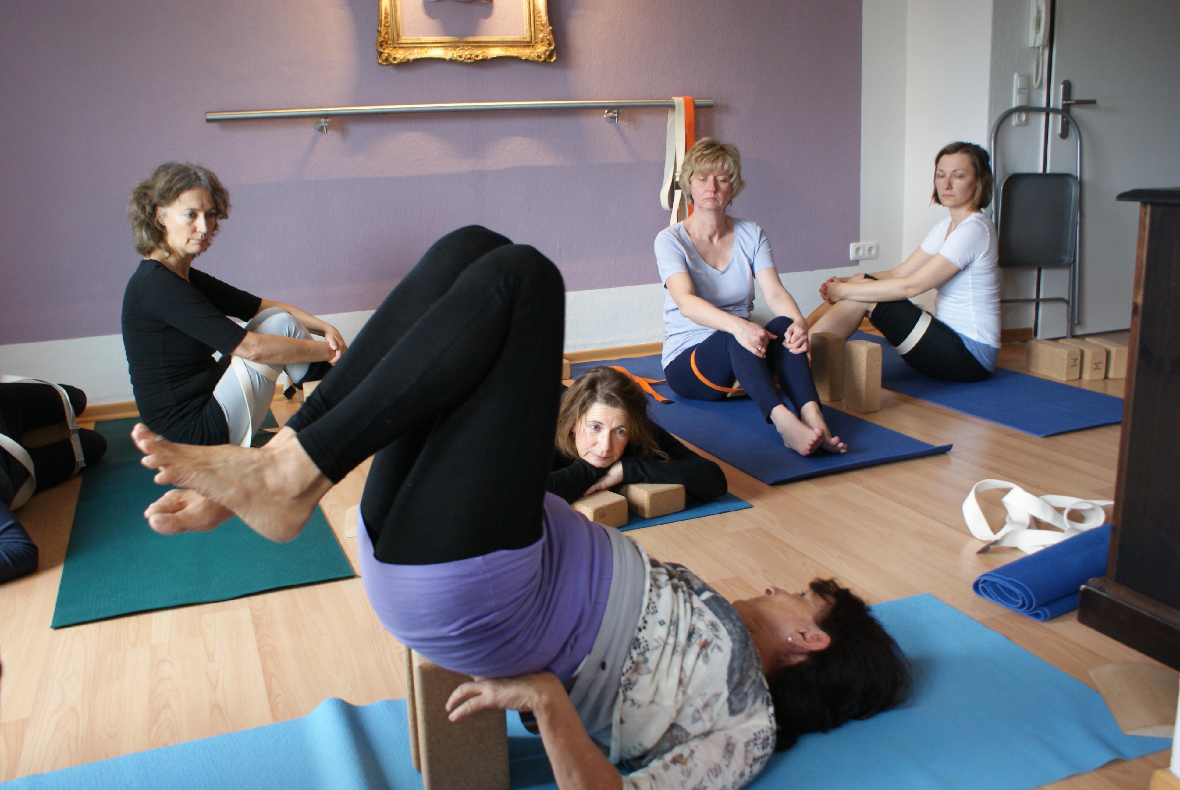 Vhs Köln Yoga